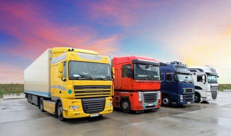 Remorquage de camions poids lourds à Jonage